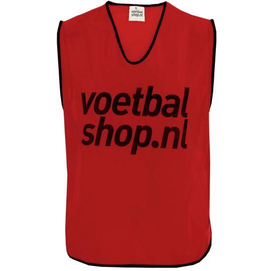 Voetbalshop.nl Basic Trainingshesje Pupil Rood