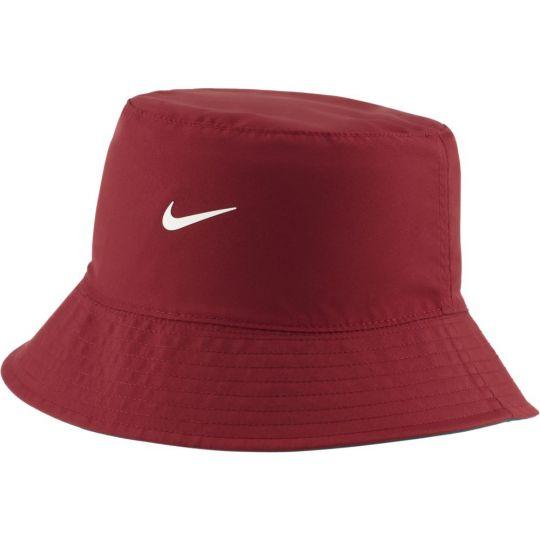 Nike Liverpool Reversible Bucket Hat Rood Grijs