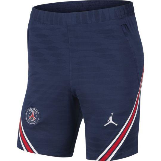 Nike Paris Saint Germain Strike Trainingsbroekje 2021-2022 Kids Donkerblauw Wit