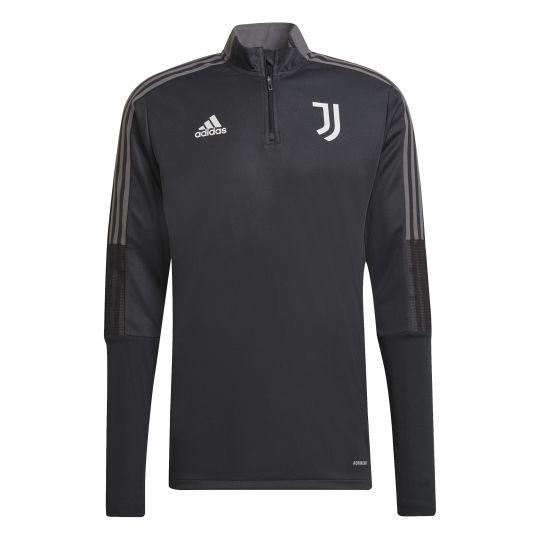 adidas Juventus Trainingstrui 2021-2022 Donkergrijs