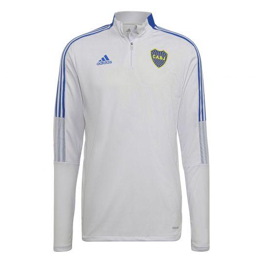 adidas Boca Juniors Trainingstrui 2021-2022 Grijs