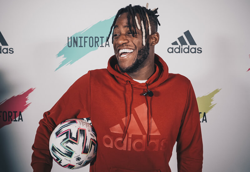 adidas Uniforia Interview