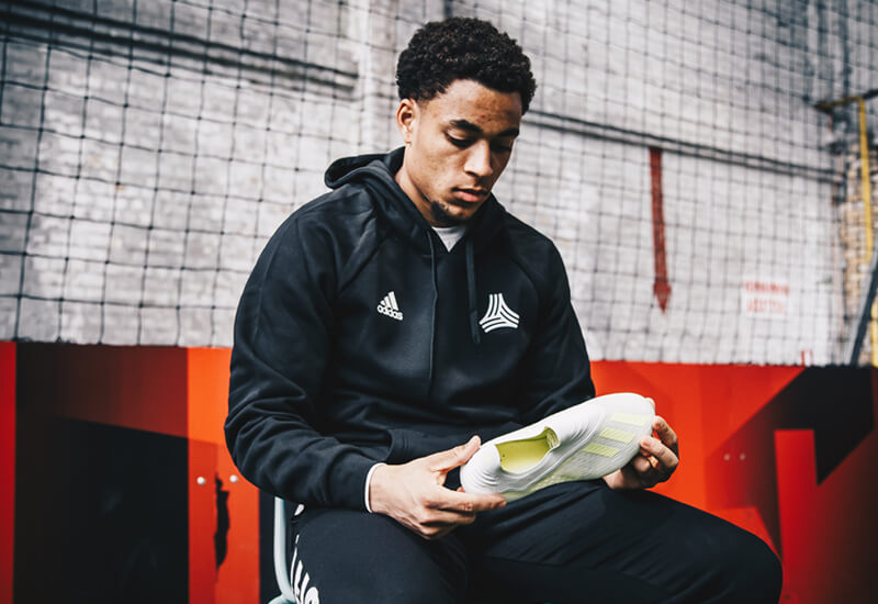 adidas interview Danjuma