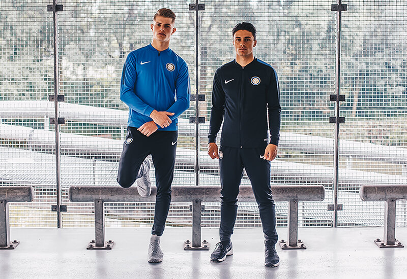 Nike Inter Milan Trainingspakken 2017-2018