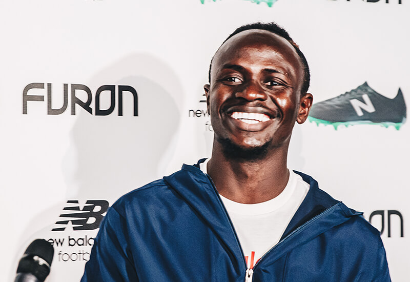 New Balance Interview Mané