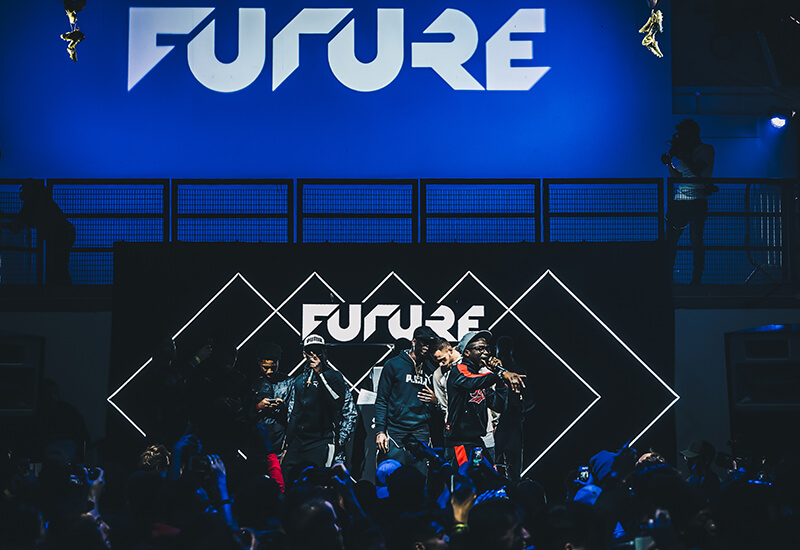PUMA FUTURE Launch Event