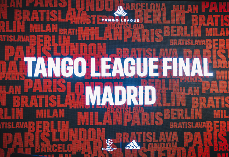 adidas Tango League Madrid