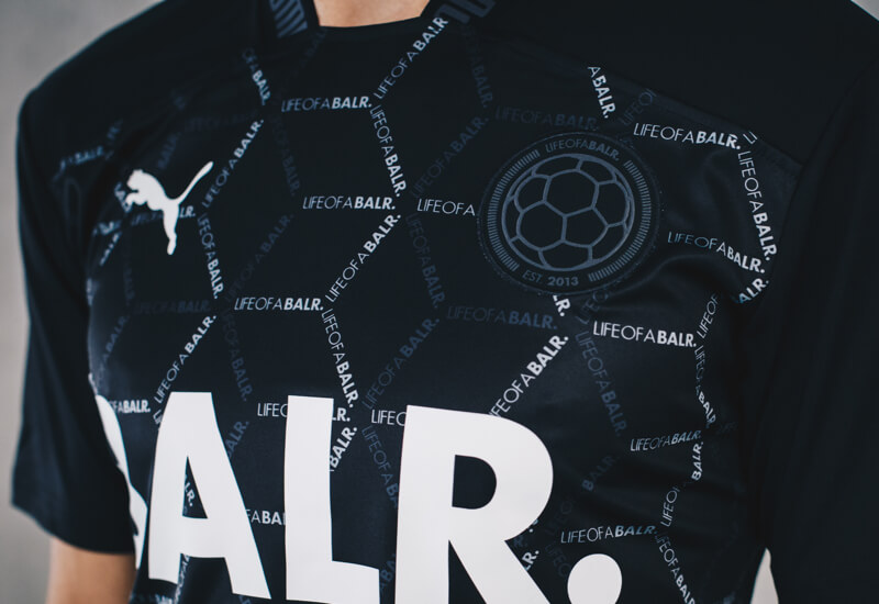 PUMA x BALR Interview