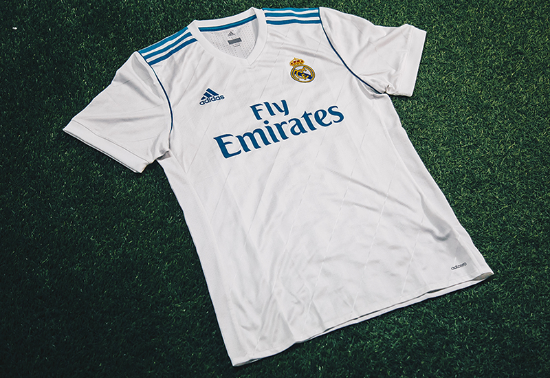 adidas Real Madrid Thuisshirt 17-18